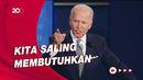 Perpecahan Politik Usai Pilpres, Joe Biden: Kita Harus Akhiri Ini