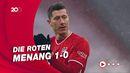 Lewandowski Menangkan Bayern Munich atas Augsburg
