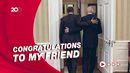 Rangkulan Hangat Barack Obama untuk Joe Biden