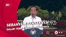 Hitung-hitungan Jokowi Menargetkan Vaksinasi Kurang dari 1 Tahun