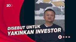 Jack Ma yang Menghilang Lalu Muncul Lagi Sudah Direncanakan?