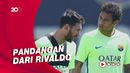 Pochettino dan Neymar Bakal Bikin Messi Nyaman di PSG