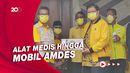 Golkar Salurkan Bantuan Senilai Rp 4,7 M Untuk Korban Bencana