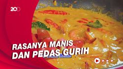 Masak Masak: Resep Kare Udang ala Chef Martin
