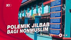 Ada 46 Siswi Nonmuslim di SMK 2 Padang, Hanya Jeni Hia Tak Berjilbab