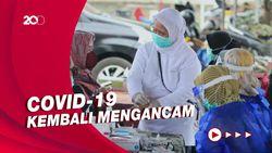 Tambah 12.191, Kasus Covid-19 di Indonesia Jadi 977.474