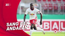 RB Leipzig Santai Upamecano Diincar Bayern Munich