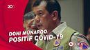 Kepala BNPB Doni Munardo Positif Covid-19