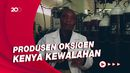 Kasus Corona Meningkat, Kenya Alami Lonjakan Permintaan Oksigen