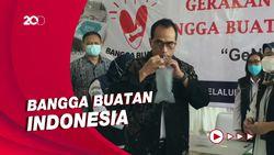 Menhub Jajal Alat Pendeteksi Corona GeNose di Terminal Kampung Rambutan