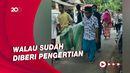 Aksi Keluarga Ambil Paksa Jenazah Covid-19 di Sumenep