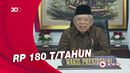 Maruf Amin: Wakaf Menjadi Potensi Sangat Besar untuk Dana Sosial