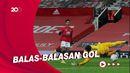 Manchester United Bungkam Liverpool, Fernandes Jadi Pahlawan