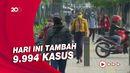Hampir Sejuta, Total Kasus Corona di Indonesia 999.256