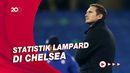 Lampard di Chelsea: 44 Menang, 17 Imbang, dan 23 Kalah