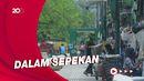 Pasca Kebijakan PTKM, Kasus Covid di Yogyakarta Turun 4,5%
