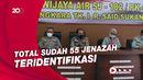 2 Korban Sriwijaya Air SJ 182 Teridentifikasi