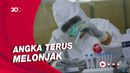 Kasus Covid-19 di Indonesia Tembus 1 Juta