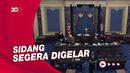 DPR AS Kirim Berkas Dakwaan Pemakzulan Trump ke Senat