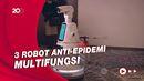 Canggih! Jepang Kirim Robot ke Kenya untuk Perangi Covid-19