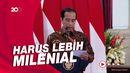 Jokowi Minta BKKBN Pakai Strategi Kekinian untuk Pemberdayaan Masyarakat