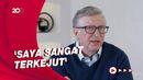 Dikaitkan dengan Teori Konspirasi Corona, Bill Gates: Jahat