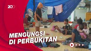 Cerita Korban Gempa Majene, Berhari-hari Kehujanan di Pengungsian