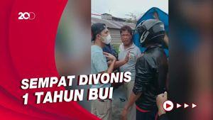 Koruptor Buron 10 Tahun Diciduk di Tenda Pengungsian Gempa Sulbar