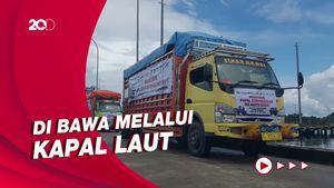 ACT Salurkan 1.000 Ton Logistik Buat Korban Gempa Sulbar