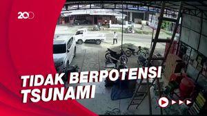 Kepanikan Warga Saat Gempa M 5,2 Guncang Majene