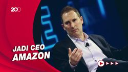 Andy Jassy, Sang Jawara Komputasi yang Bakal Gantikan Jeff Bezos