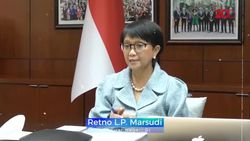 Duduki Posisi Co-Chairs COVAX, Menlu Retno Jabarkan Manfaat Bagi Indonesia