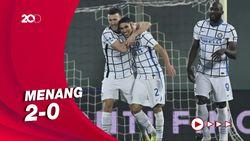 Inter Milan ke Puncak Klasemen Usai Bungkam Fiorentina