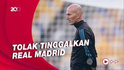 Zidane Belum Menyerah