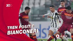 Juventus Bungkam Roma 2 Gol Tanpa Balas