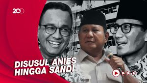 Survei Capres Indexpolitica: Prabowo Tertinggi, Disusul Anies