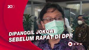 Dipanggil Jokowi, Menkes Diminta Percepat Vaksinasi Covid-19 Buat Lansia