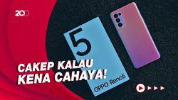 Unboxing Oppo Reno5 5G