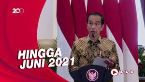Hari Pers Nasional, Jokowi Bebaskan Pajak Penghasilan Wartawan