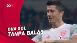 Bayern Munich Bungkam Al Ahly, Lewandowski Pahlawannya