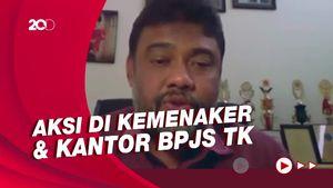 KSPI Akan Gelar Aksi Terkait Dugaan Korupsi BPJS TK Besok