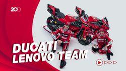 Ducati Pamerkan Motor dan Pebalap Baru untuk MotoGP 2021