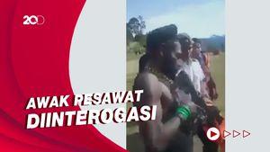 KKB Papua Todong Senpi ke Awak Pesawat, Polisi: Itu Akhir 2020
