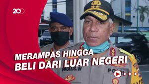 Kata Kapolda Papua soal Asal-usul Senjata Milik KKB