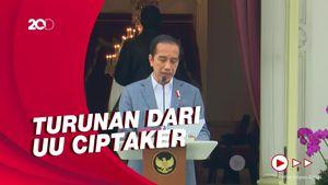 Jokowi Kenalkan Dewas-Direksi LPI, Ada Sri Mulyani-Erick Thohir