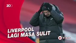 Liverpool Terpuruk, Klopp: Saya Tak Butuh Istirahat
