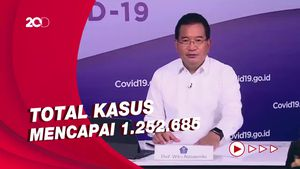 Update Corona RI, Kasus Positif Tambah 9.039 Per 18 Ferbruari