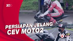 Mengenal Dimas Ekky Pratama, Pembalap Mandalika Racing Team Indonesia