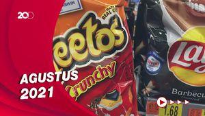 Lays hingga Cheetos akan Setop Produksi di Indonesia