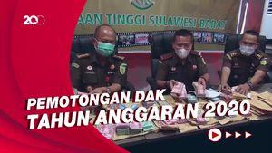Kasus Korupsi DAK Sulbar, Kejati Amankan Rp 783 Juta